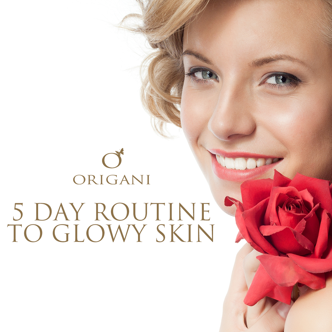 The 5 Day Routine to Glowy, Date Night Skin (Just in Time for Valentines)