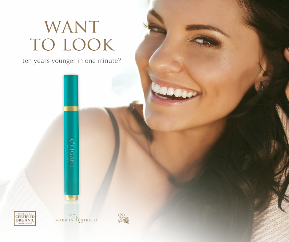 Origani Immortajell Instant Wrinkle & Puffiness Remover: Why Do We Call It The 1 Minute Miracle?