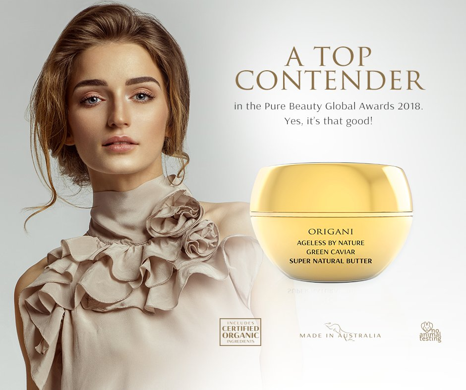 Ageless By Nature Green Caviar Supernatural Butter The 4- In- 1 Anti-Ageing Skincare Masterpiece