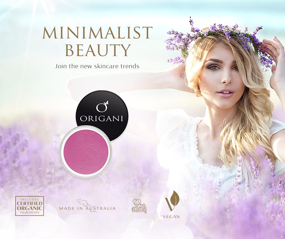 The Minimalist Beauty Trend of 2019