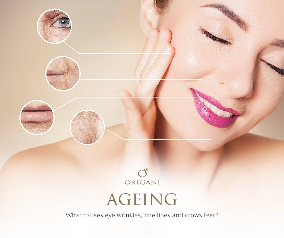 Origani Aging Tips