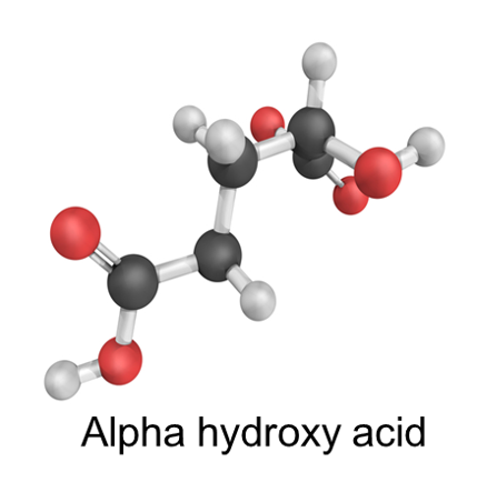 Alpha Hydroxy Acids (AHA)